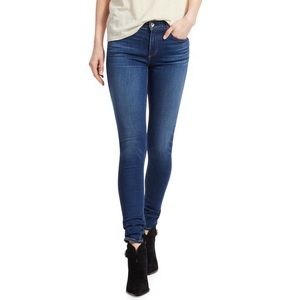 Rag & Bone Women's Cate Mid-Rise Ankle Skinny Jean